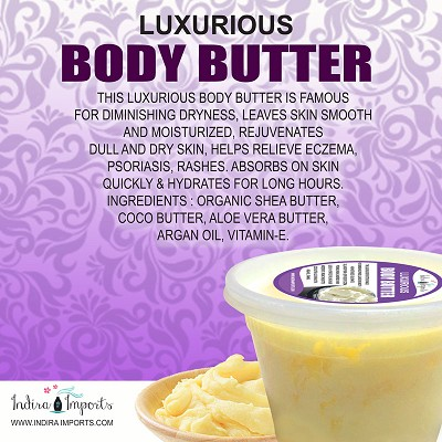 Luxurious Sweet Dream Body Butter